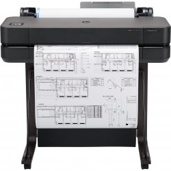 HP - Designjet T630 impresora de gran formato Wifi Inyección de tinta térmica Color 2400 x 1200 DPI 610 x 1897 mm Ether - 5HB09A