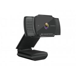 Conceptronic - AMDIS02B cámara web 5 MP 2592 x 1944 Pixeles USB 2.0 Negro