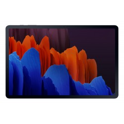 "Samsung - Galaxy Tab S7+ SM-T970N 31,5 cm (12.4"") Qualcomm Snapdragon 8 GB 256 GB Wi-Fi 6 (802.11ax) Negro Android 10"