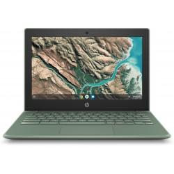 "HP - Chromebook 11 G8 EE 29,5 cm (11.6"") 1366 x 768 Pixeles Pantalla táctil Intel® Celeron® N 4 GB LPDDR4-SDRAM 32 GB eMMC Wi-Fi"