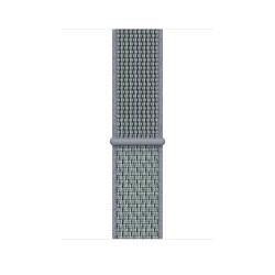 Apple - MGQL3ZM/A accesorio de smartwatch Grupo de rock Negro, Verde, Gris Nylon