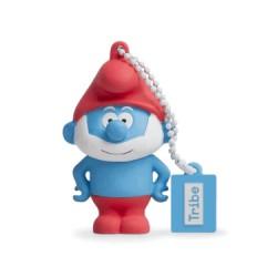 Tribe - Papa Smurf 16GB unidad flash USB USB tipo A Azul, Rojo, Blanco