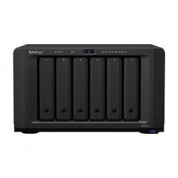 Synology - DiskStation DS1621+ servidor de almacenamiento NAS Escritorio Ethernet Negro V1500B