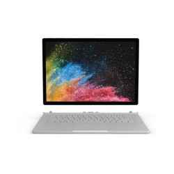 """Microsoft - Surface Book 2 Híbrido (2-en-1) Plata 34,3 cm (13.5"""") 3000 x 2000 Pixeles Pantalla táctil 8ª generación - HNL-00017"""