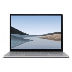 "Microsoft - Surface Laptop 3 Portátil Platino 38,1 cm (15"") 2496 x 1664 Pixeles Pantalla táctil AMD Ryzen 5 8 GB DDR - V4G-00011"