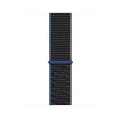 Apple - MYAA2ZM/A accesorio de smartwatch Grupo de rock Carbón vegetal Nylon