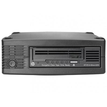 Hewlett Packard Enterprise - StoreEver LTO-6 Ultrium 6250 SAS LTO 2560GB unidad de cinta