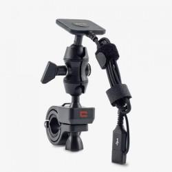 Crosscall - X-RIDE Soporte activo para teléfono móvil Teléfono móvil/smartphone Negro