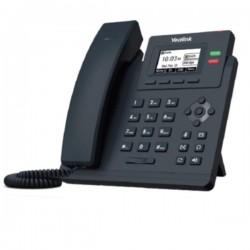 Yealink - TELEFONO T31P 2 CUENTAS SIP POE