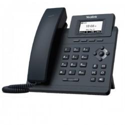 Yealink - TELEFONO T30P 1 CUENTA SIP POE