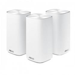 ASUS - CD6(3-PK) router 2.5 Gigabit Ethernet,5 Gigabit Ethernet Blanco