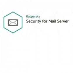 Kaspersky Lab - KSE MAIL EU 250-499 EM 1M SCCS