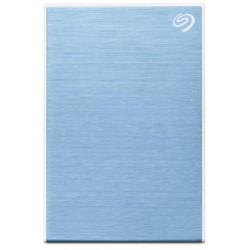 Seagate - One Touch disco duro externo 4000 GB Azul