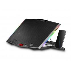 "Mars Gaming - MNBC5 soporte para ordenador portátil Negro 43,9 cm (17.3"")"