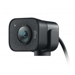 Logitech - StreamCam cámara web 1920 x 1080 Pixeles USB 3.2 Gen 1 (3.1 Gen 1) Negro