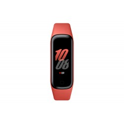 """Samsung - Galaxy Fit2 AMOLED Pulsera de actividad 2,79 cm (1.1"""") Rojo"""