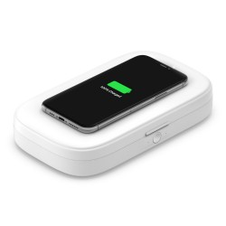 Belkin - BOOST?CHARGE Interior Blanco - WIZ011BTWH