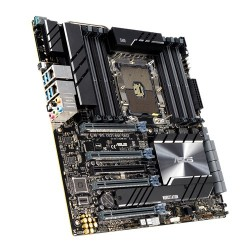 ASUS - Pro WS C621-64L SAGE placa base para servidor y estación de trabajo LGA 3647 (Socket P) CEB Intel® C621