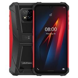 "Ulefone - Armor 8 15,5 cm (6.1"") SIM doble Android 10.0 4G USB Tipo C 4 GB 64 GB 5580 mAh Rojo"