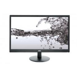 "AOC - E2270SWN LED display 54,6 cm (21.5"") Full HD LCD Plana Negro"