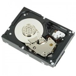 DELL - NPOS - to be sold with Server only - 2TB 7.2K RPM SATA 6Gbps 512n 3.5in Cabled Hard Drive, CK
