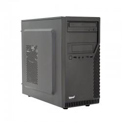 iggual - PSIPCH425 PC 8ª generación de procesadores Intel® Core™ i3 i3-8100 8 GB DDR4-SDRAM 240 GB SSD Negro Windows 10 Home