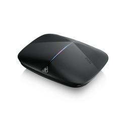 Zyxel - Armor G1 router inalámbrico Doble banda (2,4 GHz / 5 GHz) Negro