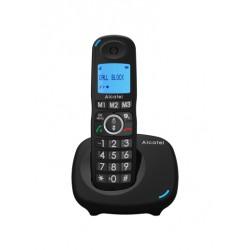 Alcatel - XL535 DUO Negro Identificador de llamadas