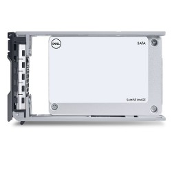 DELL - NPOS - to be sold with Server only - 960GB SSD SATA Mix used 6Gbps 512e 2.5in Hot-plug Drive, S4610
