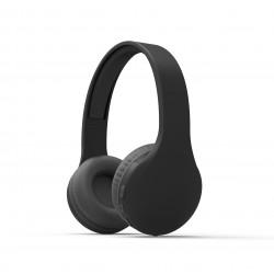 CoolBox - Cool Sand Air 15 Auriculares Diadema Negro Conector de 3,5 mm Bluetooth MicroUSB
