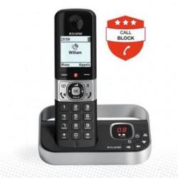 Alcatel - DECT F890 VOICE FR BLACK SCALLBLOCK