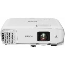 Epson - EB-992F videoproyector 4000 lúmenes ANSI 3LCD 1080p (1920x1080) Proyector instalado en techo / pared Blanco