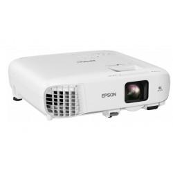 Epson - EB-X49 videoproyector 3600 lúmenes ANSI 3LCD XGA (1024x768) Proyector para escritorio Blanco