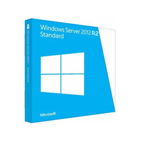 Microsoft - Windows Server Standard 2012 R2 x64