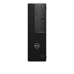 DELL - OptiPlex 3080 i3-10100 SFF Intel® Core™ i3 de 10ma Generación 8 GB DDR4-SDRAM 256 GB SSD Windows 10 Pro PC Negro