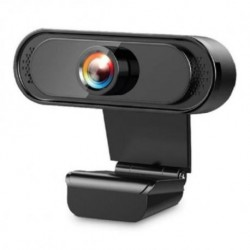 Nilox - NXWC01 cámara web 1920 x 1080 Pixeles USB 2.0 Negro