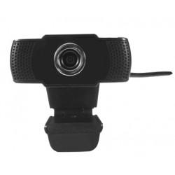 Nilox - NXWECAFHD01 cámara web 2,1 MP 1920 x 1080 Pixeles USB Negro