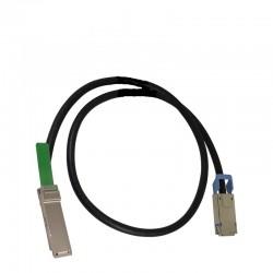 Hewlett Packard Enterprise - 1.5m FDR cable infiniBanc 1,5 m QSFP SFF-8470