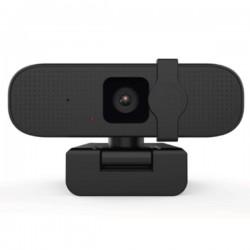 Nilox - NXWCA01 cámara web 2585 x 1944 Pixeles USB 2.0 Negro