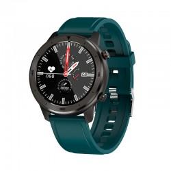 InnJoo - Reloj Voom Sport reloj deportivo Pantalla táctil Bluetooth 240 x 240 Pixeles Verde