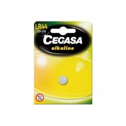 Cegasa - 021488 pila doméstica Batería de un solo uso LR44 Alcalino