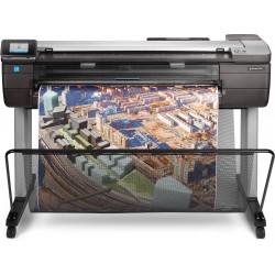 HP - Designjet T830 impresora de gran formato Wifi Inyección de tinta térmica Color 2400 x 1200 DPI A0 (841 x 1189 mm) Ethernet
