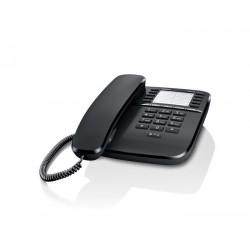 Gigaset - DA510 Teléfono analógico Negro