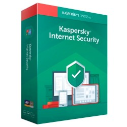 Kaspersky Lab - Internet Security 2019 Español Licencia básica 3 licencia(s) 1 año(s)