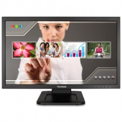 "Viewsonic - TD2220-2 monitor pantalla táctil 54,6 cm (21.5"") 1920 x 1080 Pixeles Multi-touch Negro"