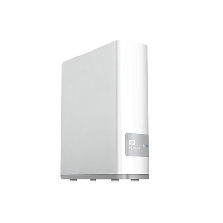 Western Digital - My Cloud 2TB Ethernet Color blanco dispositivo de almacenamiento personal en la nube