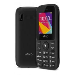 "Wiko - F100 4,57 cm (1.8"") 71 g Negro Teléfono básico"