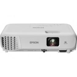 Epson - EB-E01 videoproyector Proyector portátil 3300 lúmenes ANSI 3LCD XGA (1024x768) Blanco