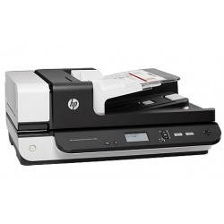 HP - Scanjet Escáner plano Enterprise Flow 7500