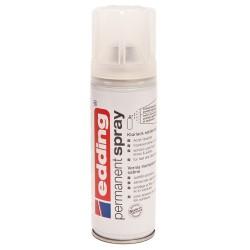 Edding - Permanent Spray pintura acrílica 200 ml Incoloro Bote de spray - 5200-995